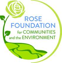 Rose Foundation for Communities and the Environment - logo